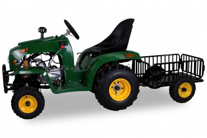21145-QBB-AB-Kindertraktor-110cc-gruen-linkeSeite